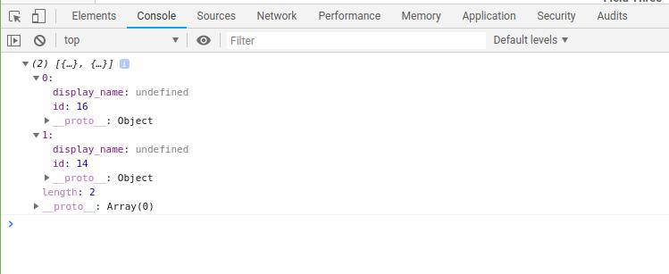 Record yang dipilih user dari select dialog odoo